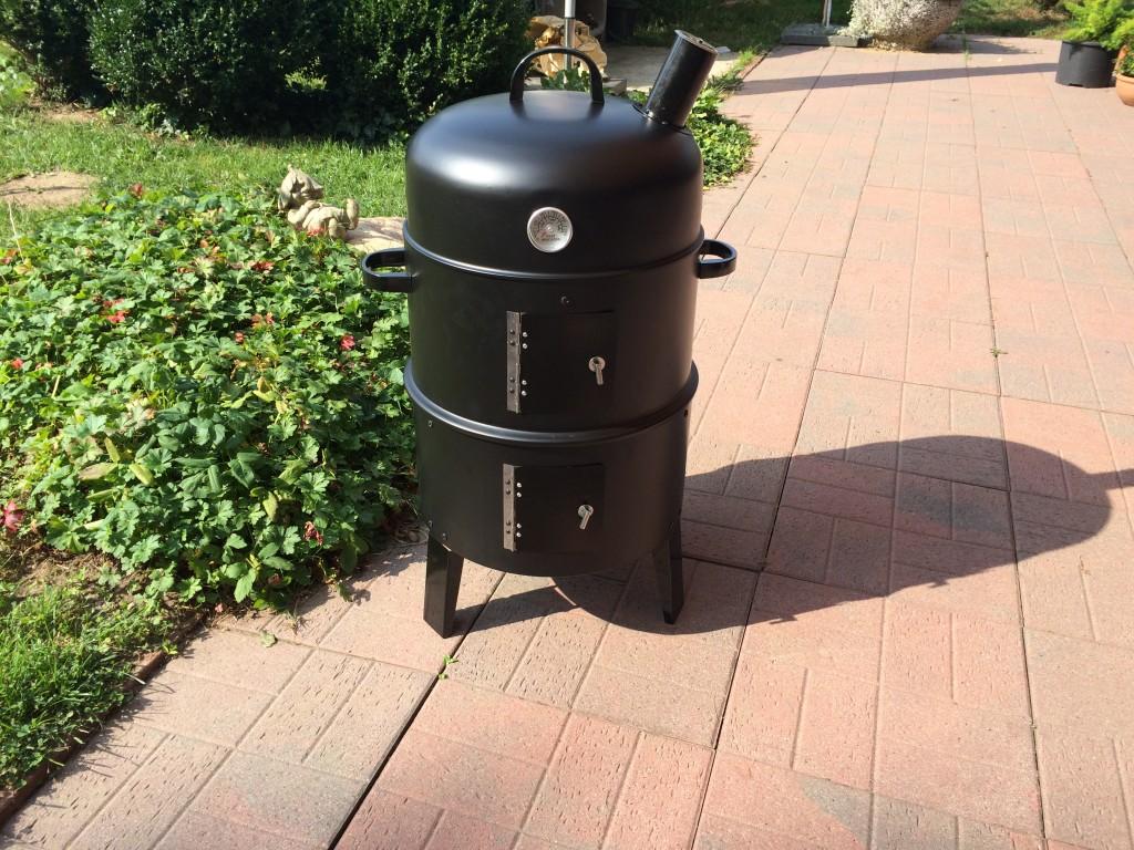 Räucherofen für BBQ