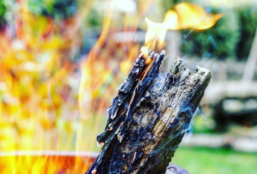 Feuer – ein reizvolles Element