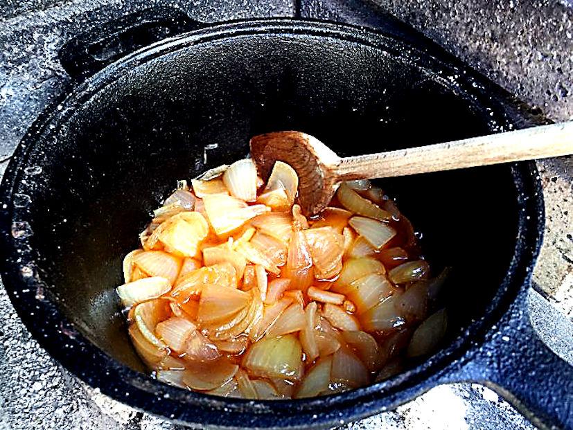 Sweet Onion aus dem Dopf