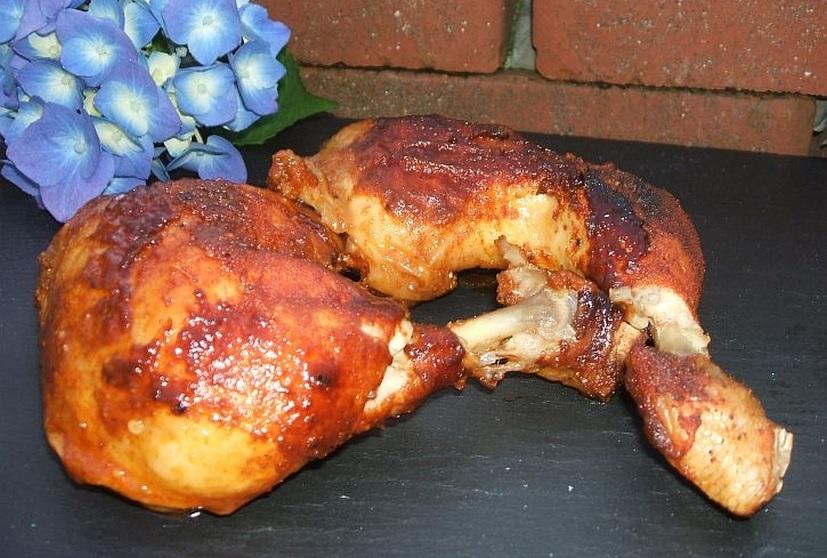 Texas Chicken aus dem Dopf