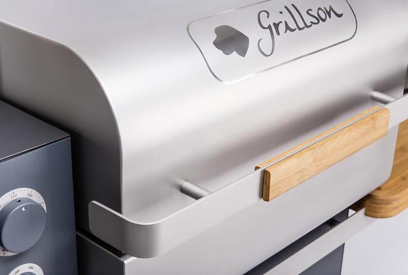 Produktvorstellung Grillson