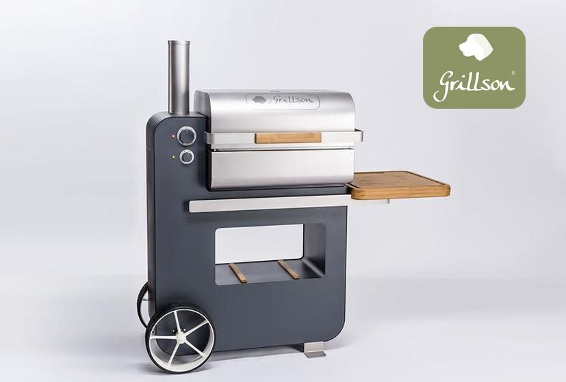 Innovative Grills aus Hannover
