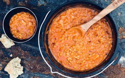 Beans aus dem Dutch Oven