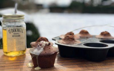Muffins mit Moonshine
