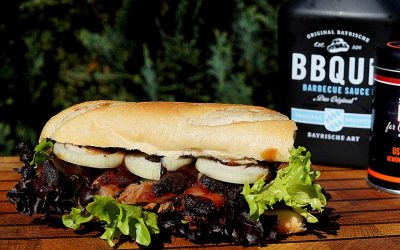 Bentheimer Rippchen Burger