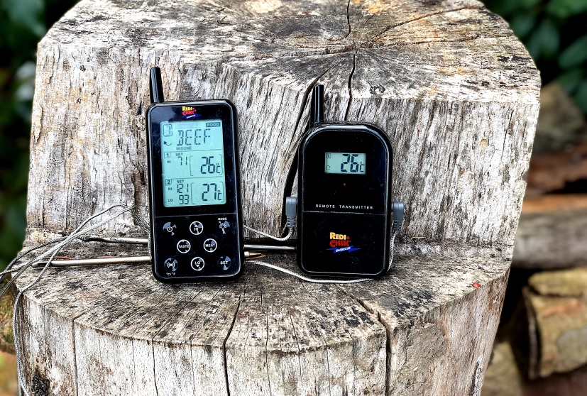 Maverick Wireless BBQ&Meat Thermometer