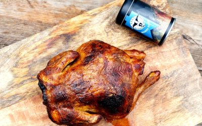Ein Mojito Mais Huhn