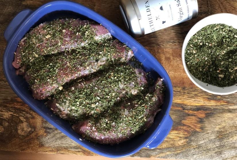 Basic Herbs Kraeuterfleisch