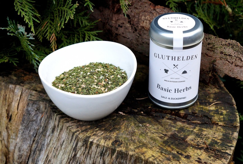 Gluthelden Basic Herbs
