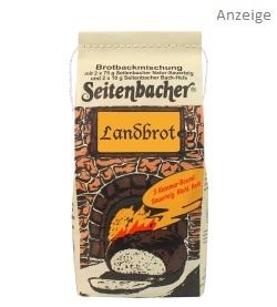 Seitenbacher Landbrot Anzeige