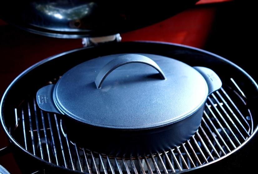 Weber Dutch Oven im GBS Einsatz