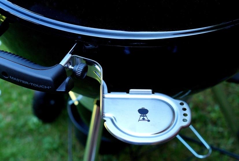 Weber Master-Touch GBS Premium iGrill-sockel