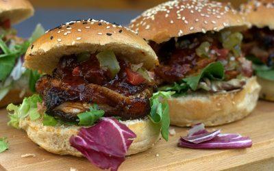 Der Pork Belly Burger